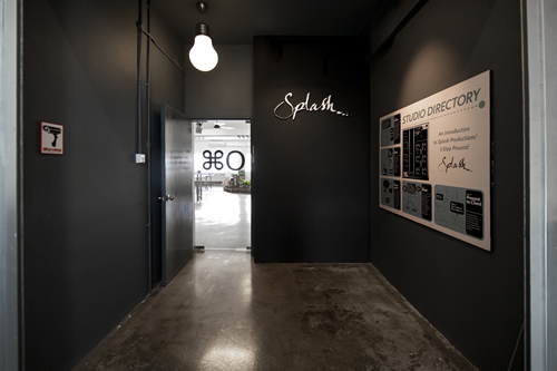 Splash Productions Office Singapore