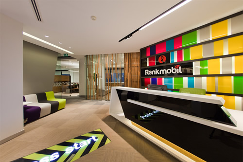 Renkmobil Software INC Office Design Picture