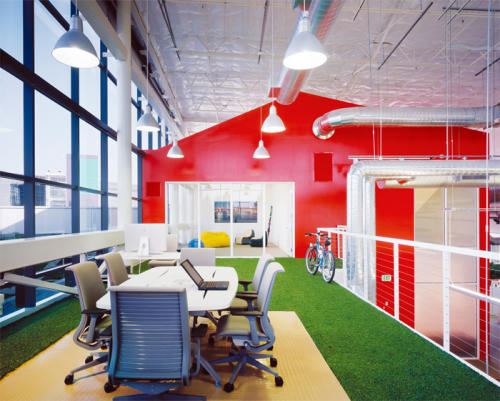 Google Office Design