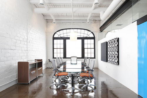Mono office design