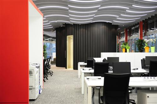 Skype Headquarters Office Design by WAM Architects