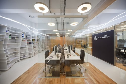 Byronmuller Office Design by Darkitectura