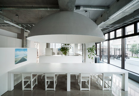 MR Design Office by Schemata Architecture Office
