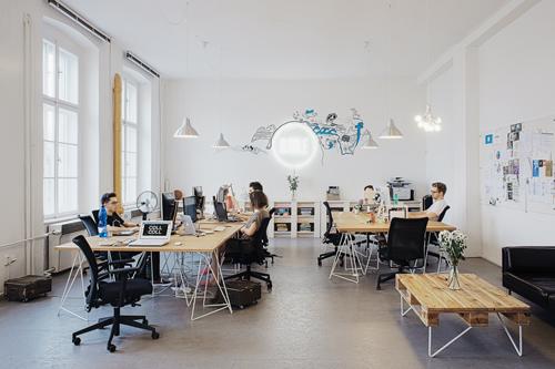 Oficinas Con Dise Os Creativos Creative Motions