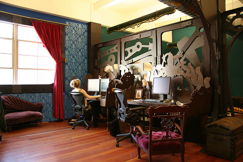 20 Inspirational Office Workspace Designs