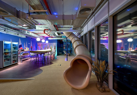 Google Office Tel Aviv  Google Office Tel Aviv Google Tel Aviv by Camenzind Evolution 15