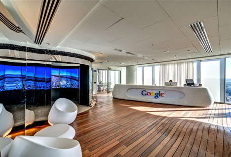 Google Office Tel Aviv  Google Office Tel Aviv Google Tel Aviv by Camenzind Evolution 27