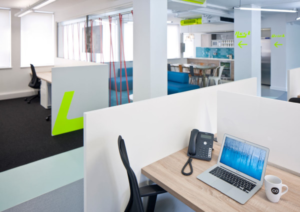 Shared Office Design Gallery The Best Offices On The