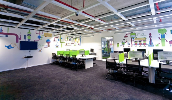 Ebay Labs Israel Office Pictures