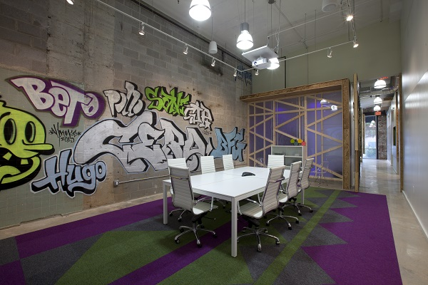 BFG Agency Office Design