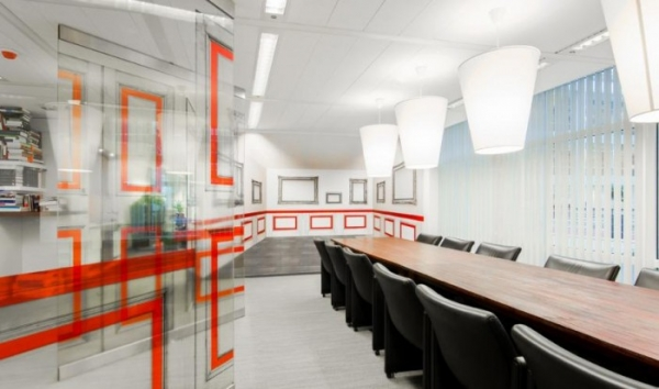 SSR Utrecht Office Design by Ideal Projects