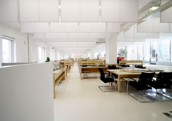 Architecture construction office design gallery the for Best modern office interior