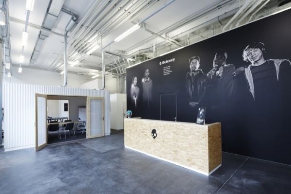 Skullcandy Office Design Arthur de Chatelperron Hugo Hélène