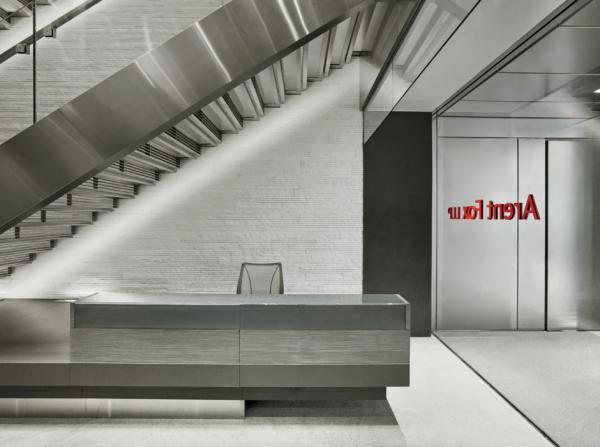 Arent Fox Office Design by Studio Architecture