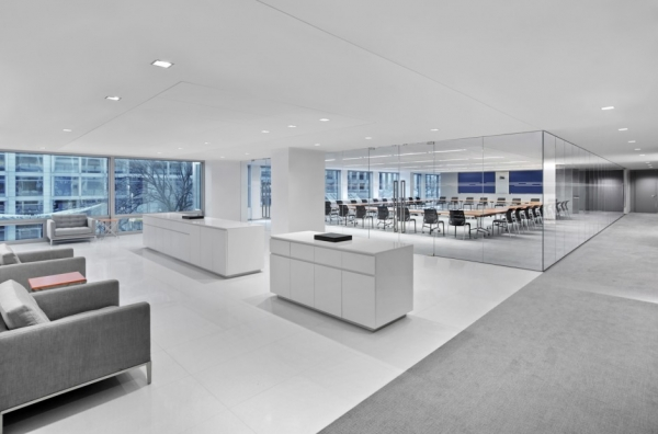 Arent Fox Office Design by Studio Architecture