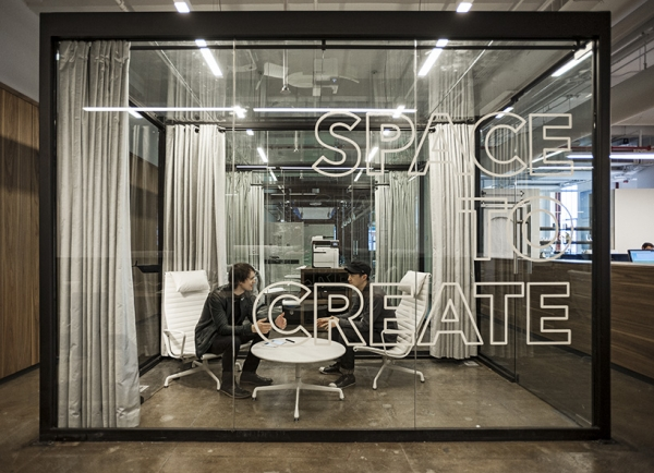fiftythree New York Office Design