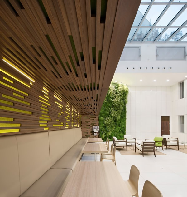 Hogan Lovells Office Design by Studios Architecture