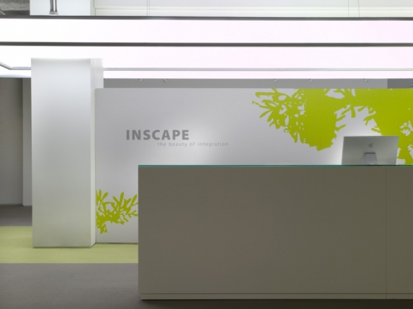 Inscape Office Design by Studios Architecture