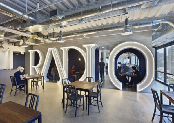 Pandora Office Design By Studio Architecture ...