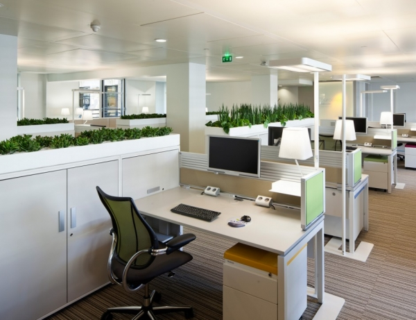 Sanofi Office Design by Studio Architecture