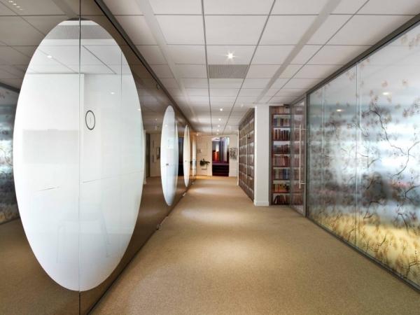 Weave Office Design by Studios Archicteture