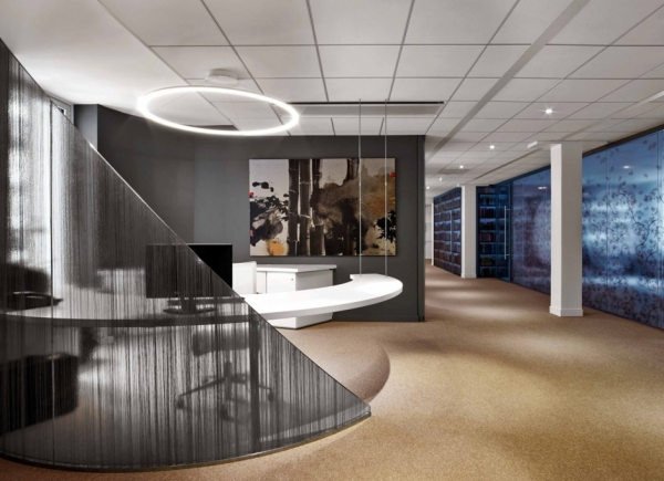 Weave Office Design by Studios Archicteture