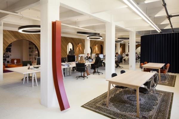 Pinkeye Office Design