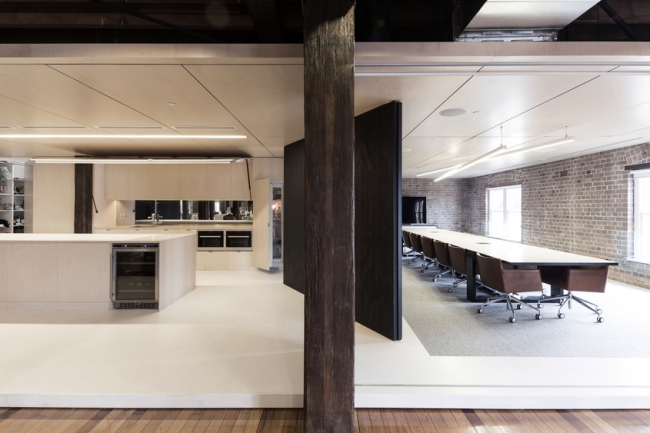 Ansarada Sydney office design by Those Architects