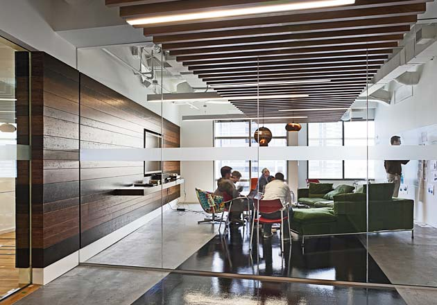 22 Squared office pictures by Gensler