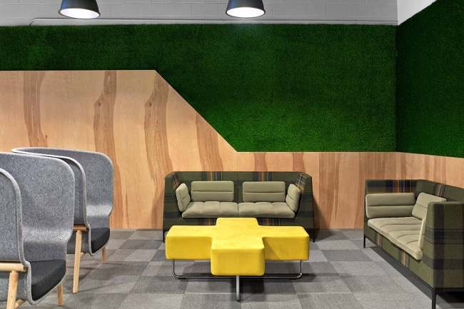 Alterra Office Design by Rapt Studio