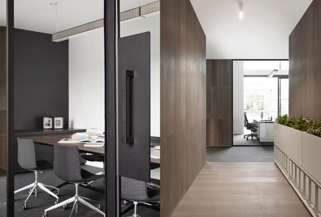 Little Group Offices Design by MIM Design