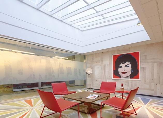 Google Venice Beach office design by HLW International