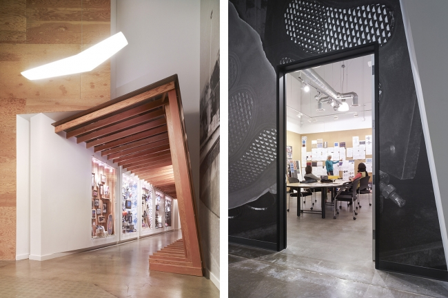 Vans Office Design by Rapt Studio