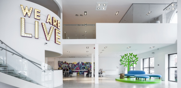 Verve Office Design Agency Ireland