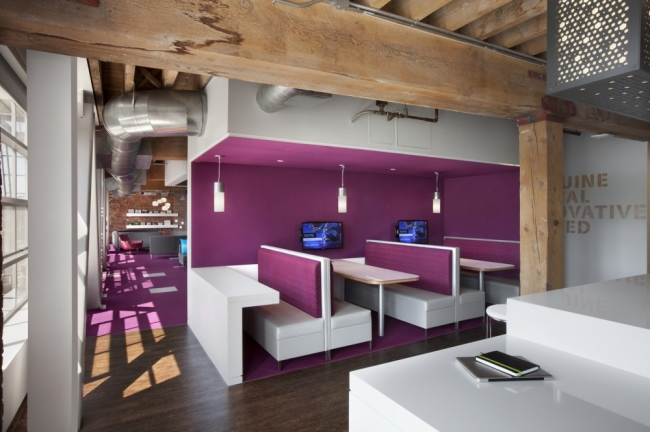 Adobe 410 Office Design by Valerio Dewalt Train Associates