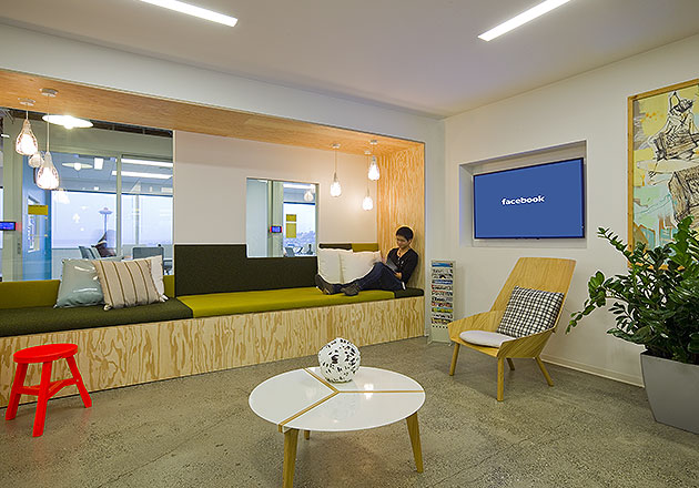 Facebook seattle office design gallery the best for Office design gallery