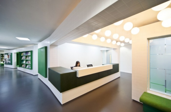 Langlands Office Design by Jump Studios