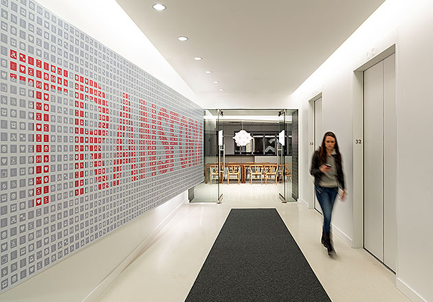 Outsell Office Design by Gensler