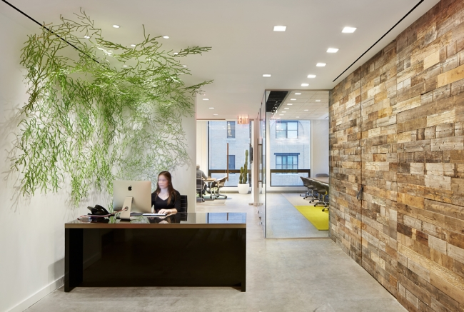 Stripes Group Office Design by ICRAVE