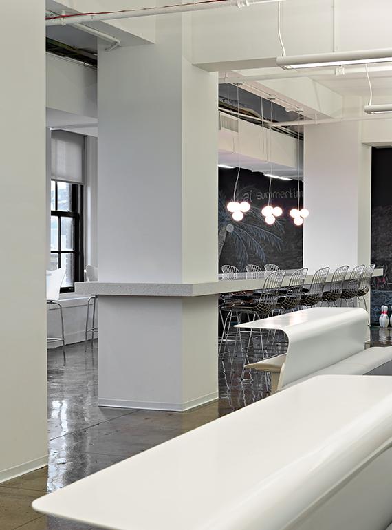 Alexander Interactive Office Design by BRDesign