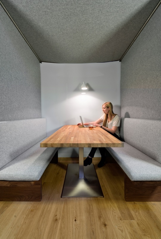 Giant Pixel Office Design Pictures