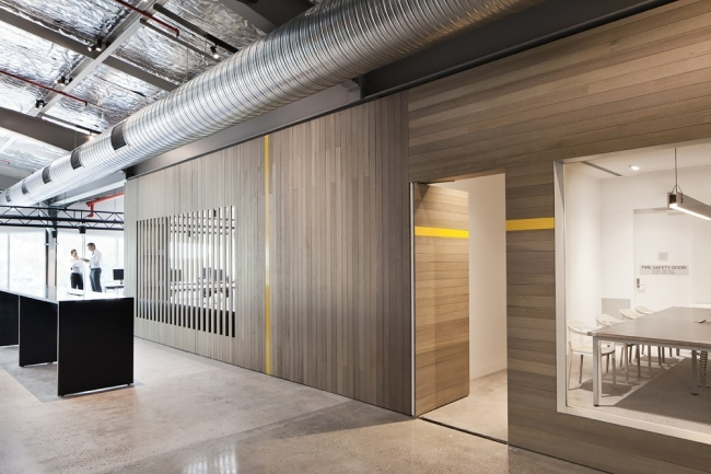 Unit T2 for Goodman Office Design by MAKE Creative