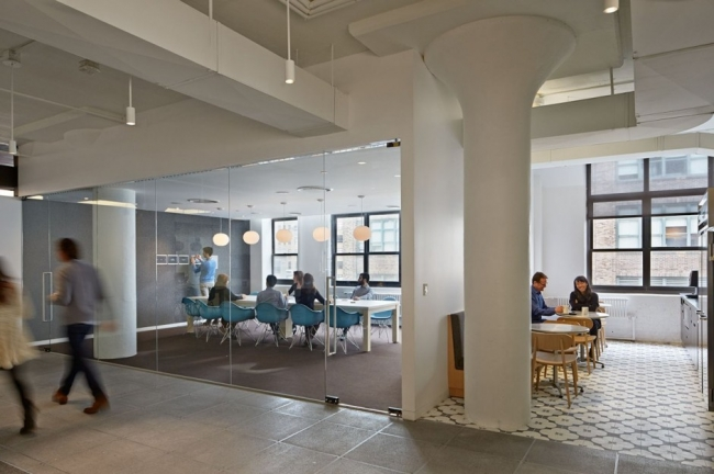 Wieden+Kennedy New York Office Design by WORKac