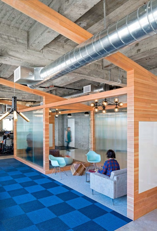 Yelp! Headquarters Office Design by Studio O+A