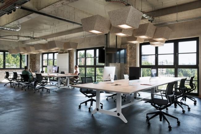 Soundcloud Office Headquarters Design by Kinzo
