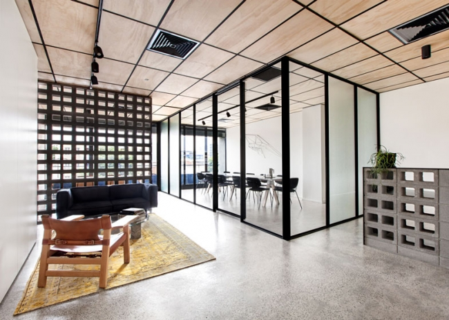 Clare cousins architects office design gallery the Shared office space design