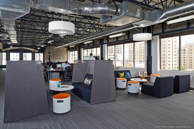 Indeed office design gallery the best offices on the for Office design usa