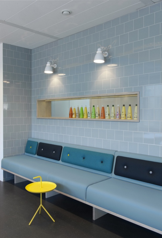 Colgate Palmolive Office Design by VOID