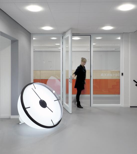 KWS Infra Office Design by VOID