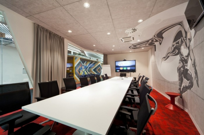 Alfa Bank Moscow Office Office Design Gallery The Best